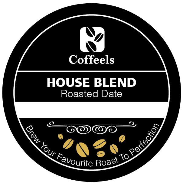 COFFEELS HOUSE BLEND 500g