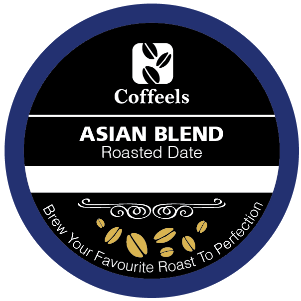 COFFEELS ASIAN BLEND 500g